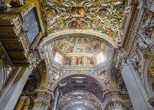 Basilica di Santa Maria Maggiore Fotografie Stock Libere da Diritti