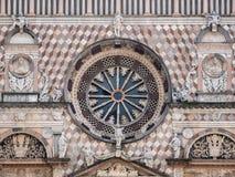 Basilica di Santa Maria Maggiore Bergamo, Italy Royalty Free Stock Images
