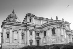 Basilica di Santa Maria Maggiore, Cappella Paolina in Rome Stock Photography
