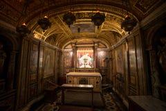 Basilica di Santa Maria Maggiore Stock Image