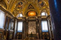 Basilica di Santa Maria Maggiore Royalty Free Stock Photography