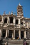 Basilica di Santa Maria Maggiore Stock Images