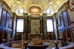 The Basilica di Santa Maria Maggiore in Rome Stock Photo