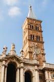 Basilica di Santa Maria Maggiore, Rome, Italy Royalty Free Stock Photos