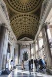 Basilica di Santa Maria Maggiore in Rome, Italy. Royalty Free Stock Photos