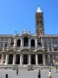 Basilica di Santa Maria Maggiore, Rome Stock Photo