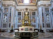 Basilica di Santa Maria Maggiore, Rome Stock Photography