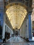 Basilica di Santa Maria Maggiore, Rome Stock Image