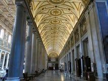 Basilica di Santa Maria Maggiore, Rome Royalty Free Stock Photography