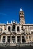 Basilica di Santa Maria Maggiore Stock Photo