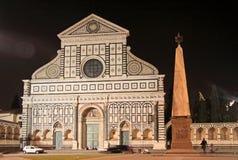 Basilica di Santa Maria Novella Stock Image