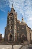 Basilica di Santa Maria in Randazzo, Sicily, Italy. Royalty Free Stock Photo