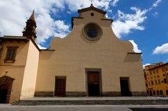 Basilica di Santo Spirito, Florence, Italy Royalty Free Stock Images