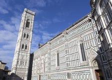 Basilica di St Mary del fiore Immagini Stock Libere da Diritti