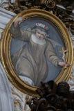 Basilica di St Mary dell'altare di cielo Immagine Stock