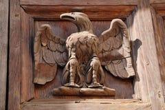 Basilica di St Mary dell'altare di cielo Fotografie Stock Libere da Diritti