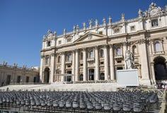 Basilica di St Peter Fotografie Stock Libere da Diritti
