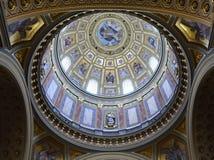 Basilica di St.Steven Fotografia Stock