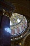 Basilica di St.Steven Immagini Stock