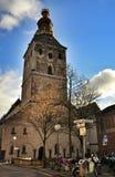 Basilica di St Ursula, Colonia Immagine Stock Libera da Diritti
