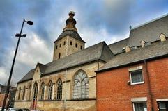 Basilica di St Ursula, Colonia Fotografia Stock Libera da Diritti
