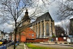 Basilica di St Ursula, Colonia Immagini Stock