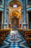 Basilica di Superga Stockbild