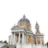 Basilica di Superga Stock Photography