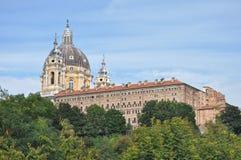 Basilica di Superga in Turin. Basilica di Superga church in Turin, Italy Stock Photography