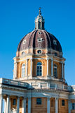Basilica di Superga dome detail, Turin Stock Photo