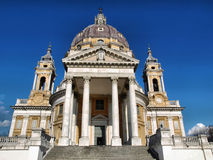 Basilica di Superga, Turin Stock Photography