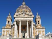 Basilica di Superga, Turin Stock Images