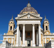 Basilica di Superga, Turin Stock Photography