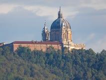 Basilica di Superga Turin Stock Photo