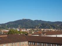 Basilica di Superga Turin Royalty Free Stock Image