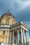 Basilica di Superga Turin lizenzfreies stockfoto