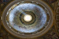 Basilica di Vatican Fotografie Stock Libere da Diritti