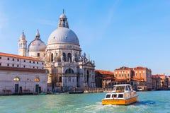 Basilica die Santa Maria della Salute in Venice, Italy Stock Photo