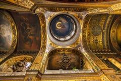 Basilica Dome Ceiling Saint Volodymyr Cathedral Kiev Ukraine Royalty Free Stock Photos