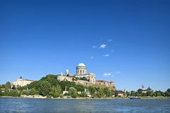 Basilica in Esztergom Stock Photography
