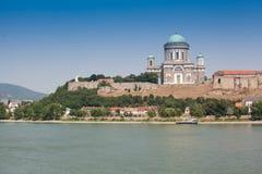 Basilica in Esztergom Royalty Free Stock Photos