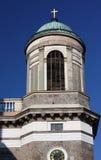 Basilica in Esztergom (Hungary) Royalty Free Stock Images
