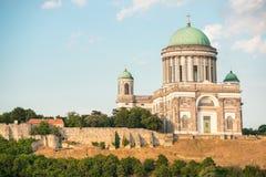Basilica in Esztergom Stock Photo