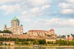 Basilica in Esztergom Stock Photos