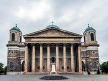 The Basilica of Esztergom, Hungary. Stock Photography