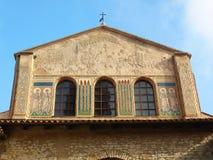 Basilica of Euphrasius Stock Photography