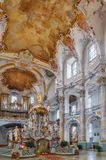 The Basilica of the Fourteen Holy Helpers, Germany Royalty Free Stock Images