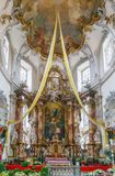 The Basilica of the Fourteen Holy Helpers, Germany Royalty Free Stock Image