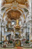 The Basilica of the Fourteen Holy Helpers, Germany Stock Photo