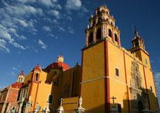 Free Basilica, Guanajuato Royalty Free Stock Photography - 13769477